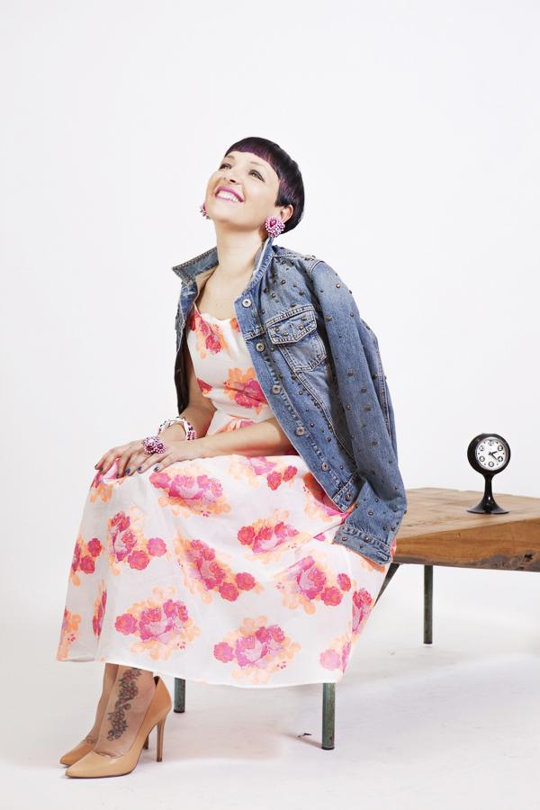 Smilingischic | Sandra Bacci -1001, Bijoux sodini, nuova collezione, pink, Stile anni '50