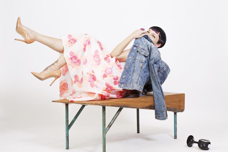 Smilingischic | Sandra Bacci -1005, Bijoux sodini, nuova collezione, pink, Stile anni '50