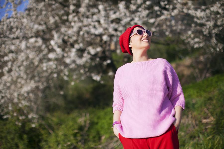 Smilingischic | Sandra Bacci | Fleur des Amis-1009,pink ad red