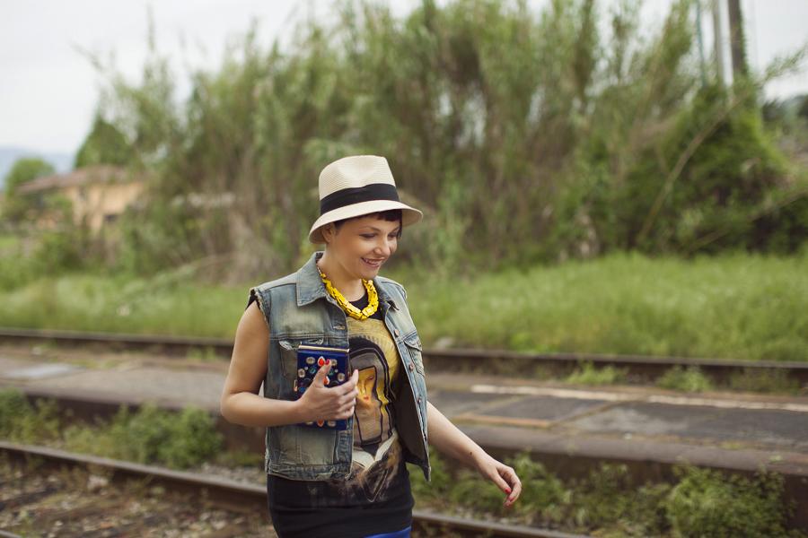 Smilingischic | Sandra Bacci | T-shirt Rud-1005