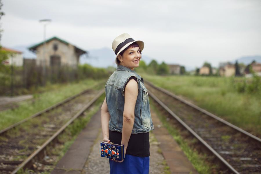 Smilingischic | Sandra Bacci | T-shirt Rud-1006