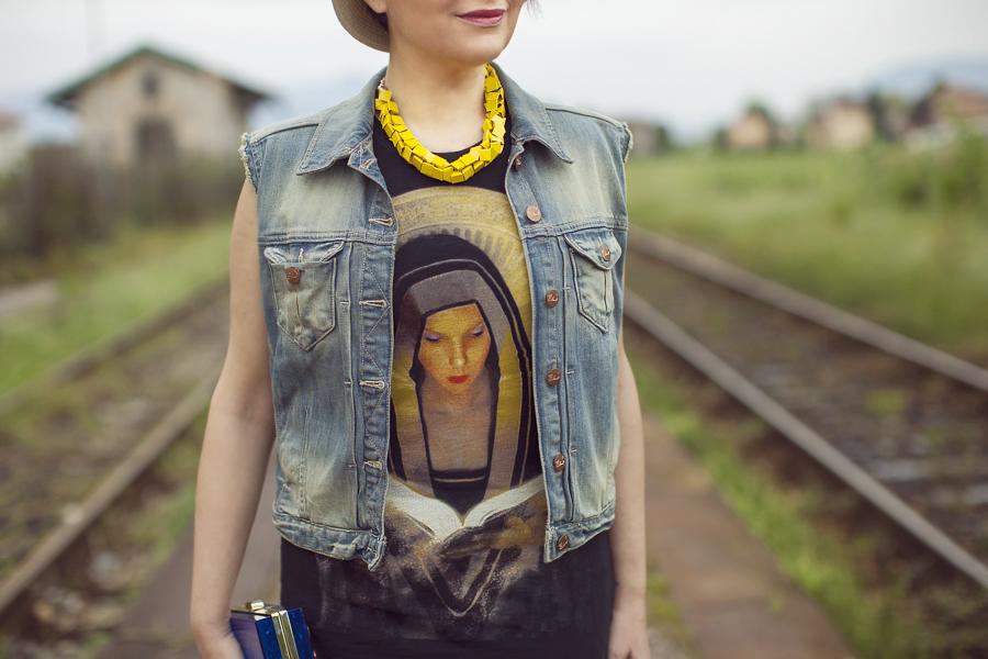 Smilingischic | Sandra Bacci | T-shirt Rud-1008