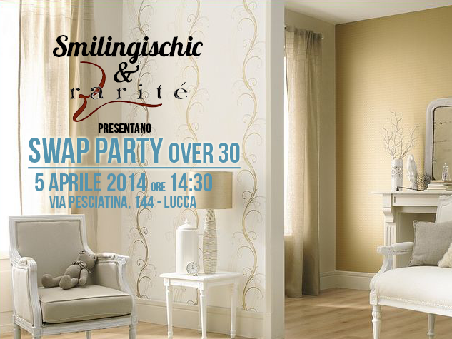 smilingischic, fashion blog, Swap Party