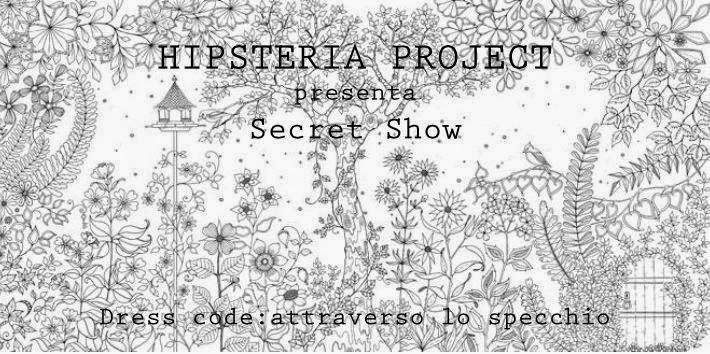 Smilingischic, Hipsteria Project, Badia a Coltibuono, invito, Secret show