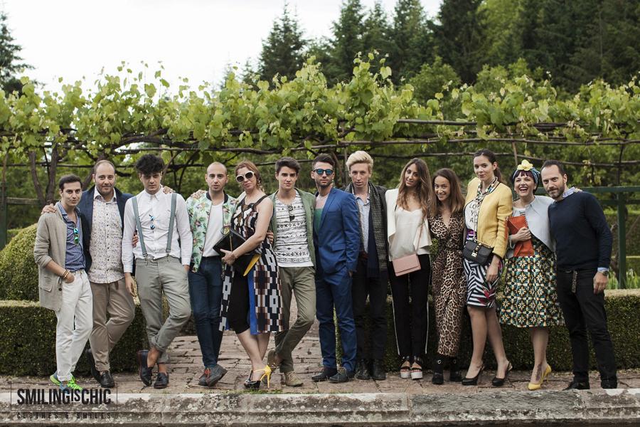 Smilingischic | Hipsteria-111, gruppo blogger, Marino Vizza, Badia a Coltibuono,
