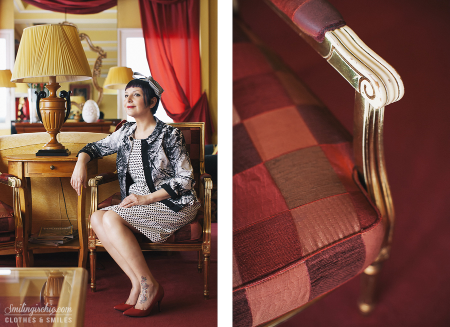 Smilingischic | Hotel Adua-1001, Montecatini Terme, , Retrò style, Adele 1961 , collezione primavera 2014,
