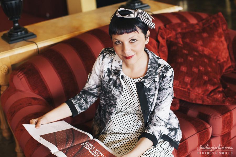 Smilingischic | Hotel Adua-1004, Montecatini Terme, , Retrò style, Adele 1961 , collezione primavera 2014,