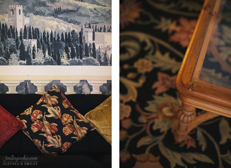 Smilingischic | Hotel Adua-1012,  Montecatini Terme, , Retrò style, dettagli hall,