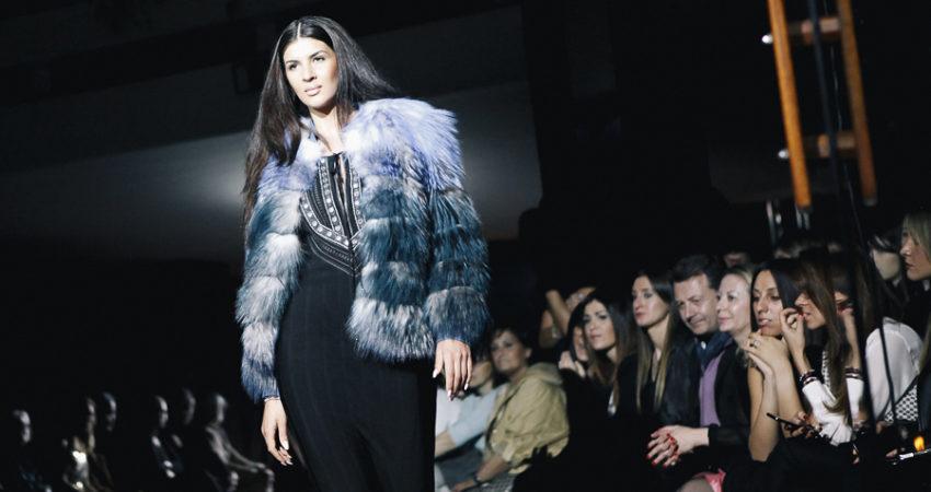 Montecatini FW 2014 | Roberto Cavalli fashion show