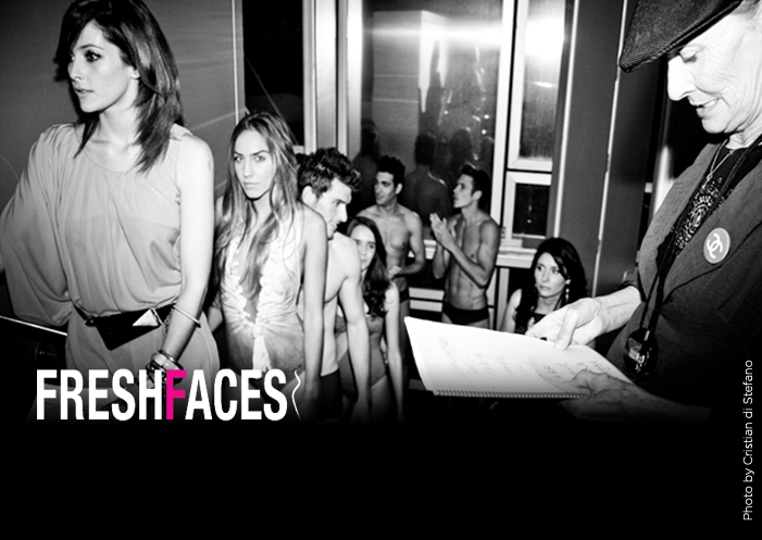 Smilingischic, fresh Faces 2014, contest per modelli emergenti