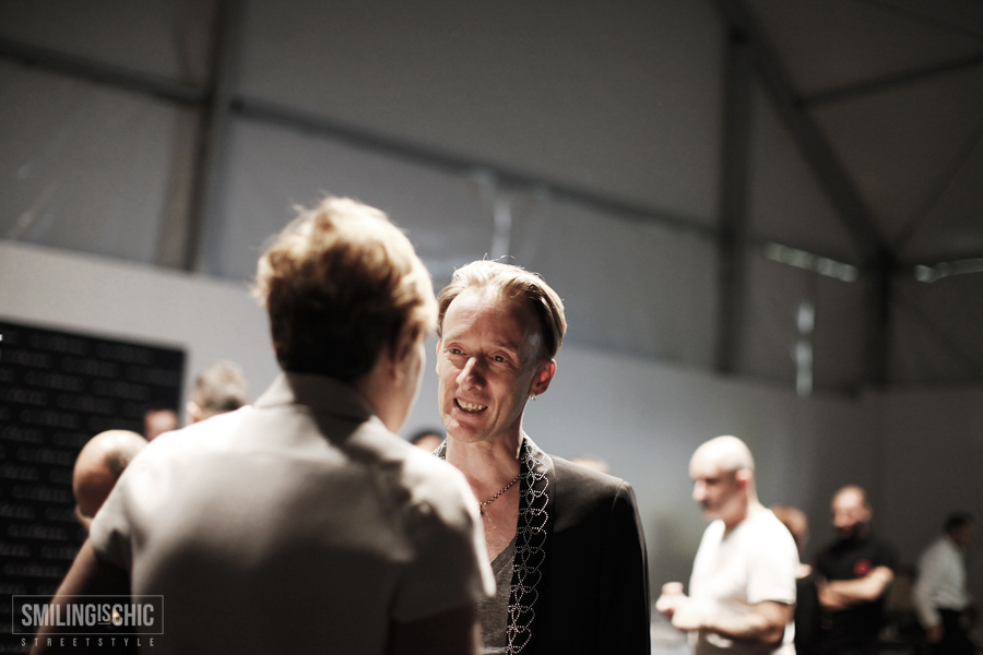 John Richmond | backstage -1139, S/S2015 Men's Collection