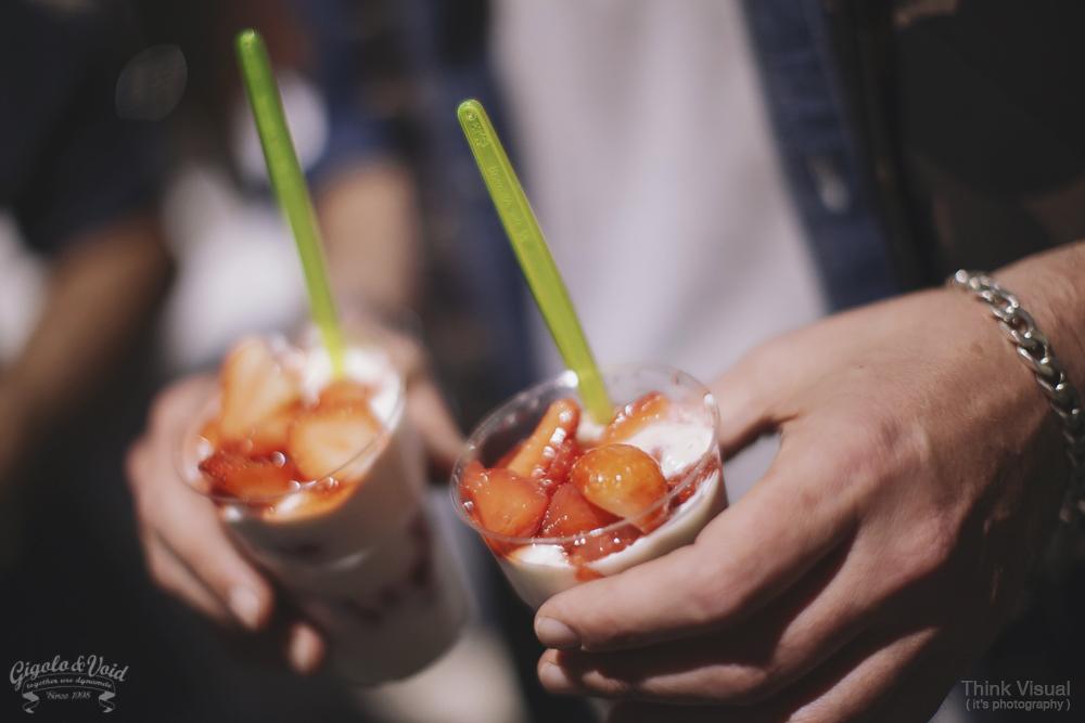 Smilingischic, Smiling in the City, Giorgio Leone ph, New opening Gigolo & Void Lucca,  yogurt alla frutta