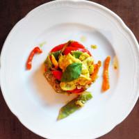 Pollo_colorato, Smiling in the Kitchen, Silvia Dall'Aglio,