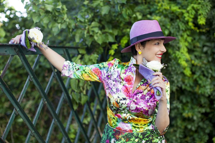 Smilingischic | Nara Camicie-1008, stile floreale, Sandra Bacci, Cover me in flowers