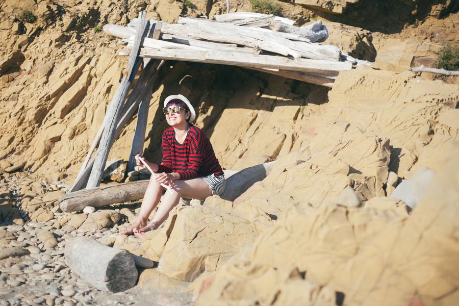 Smilingischic | Punta Ala-1002, freedom, spiaggia, outfit , strips
