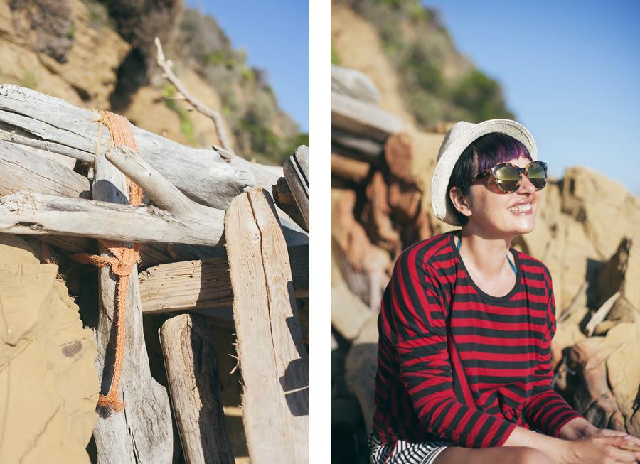 Smilingischic | Punta Ala-1007,  freedom, spiaggia, outfit , strips