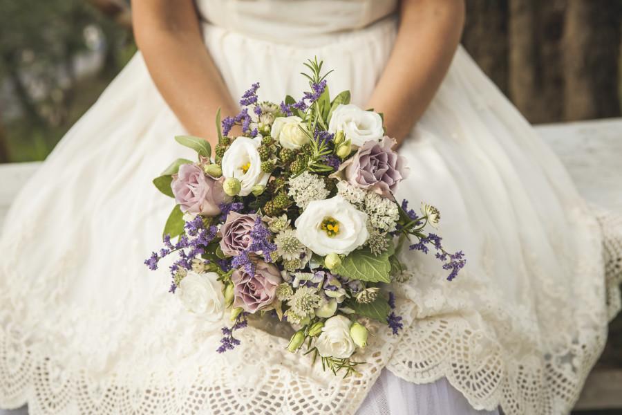 Smilingischic, Sandra Bacci, flowers, engagement, Giuseppe Giovannelli ph