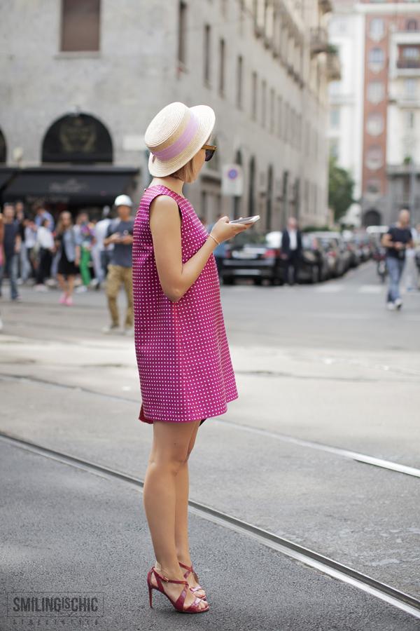 DARYA KAMALOVA |Streetstyle | Milano