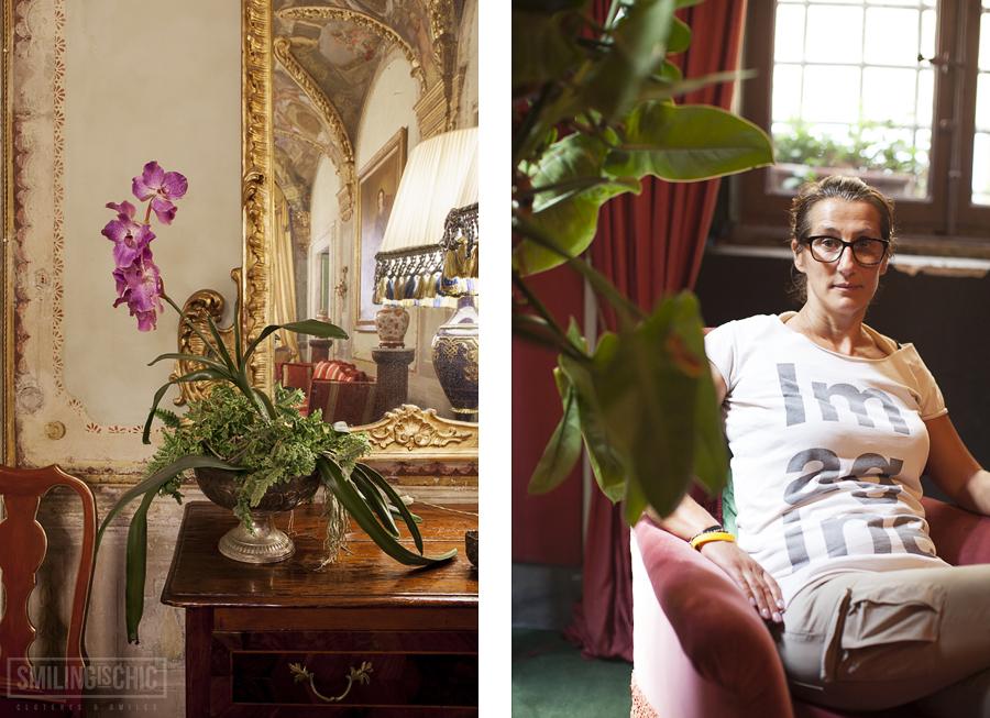 Smilingischic, chatting with, Atelier Piero Ricci, Piero Ricci, Lucca, sartoria, Patrizia Ricci