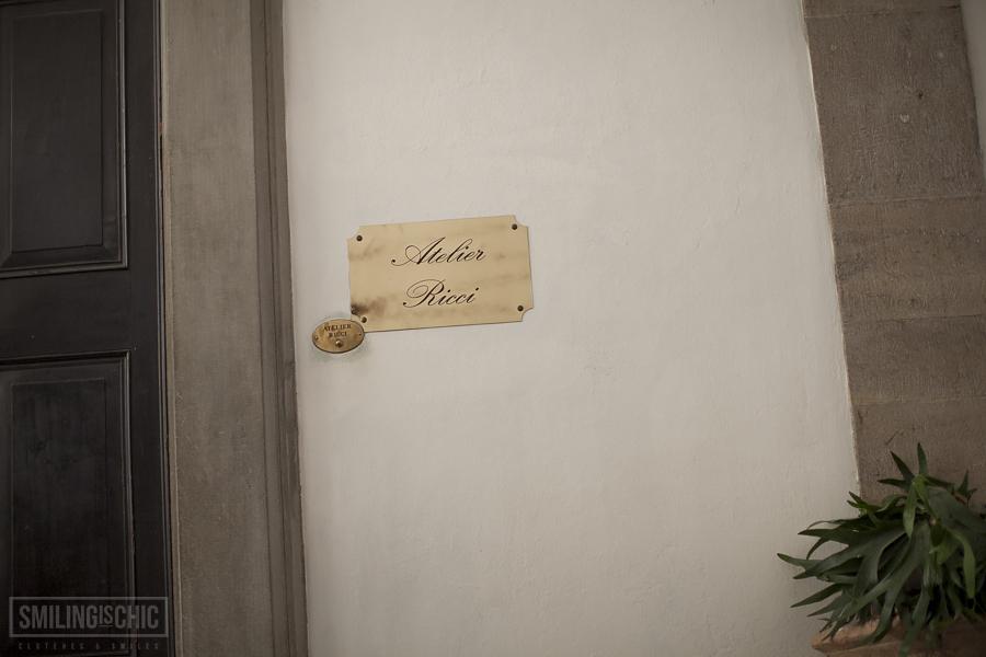 Smilingischic, Atelier Ricci, Piero Ricci, Lucca,