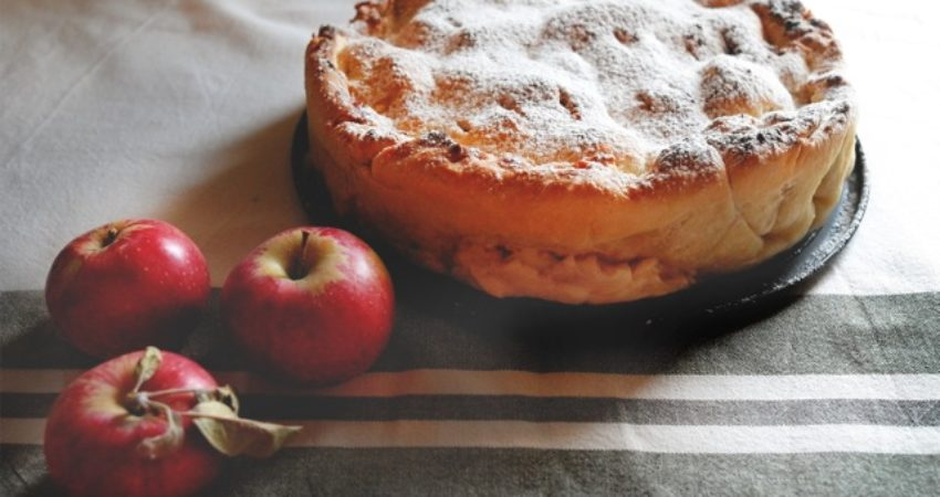Torta di Nonna Papera o Apple Pie?