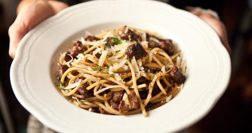 Spaghetti al Peposo