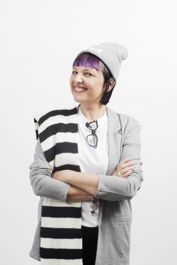 Smilingischic -1005,  Sandra Bacci, Progetto Quid, moda etica,