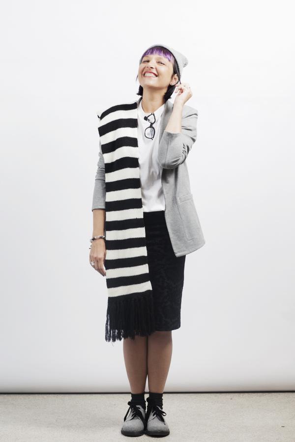 Smilingischic -1007, Sandra Bacci, Progetto Quid, moda etica,