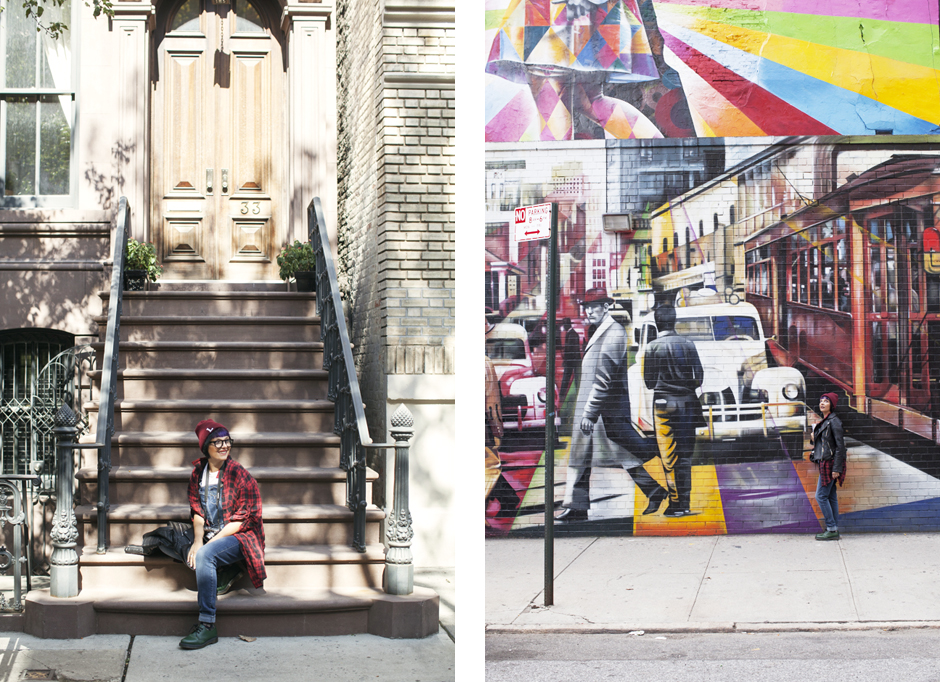 Smilingischic - Greenwich Village - New York-1003, street style, street art, graffiti artistici