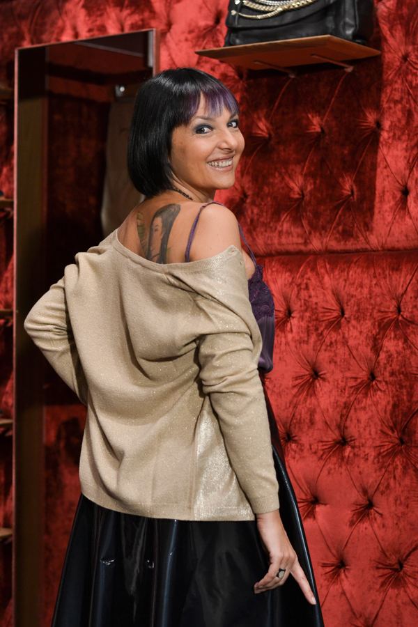 Smilingischic, campagna pubblicitaria per Moijejoue, tattoo,