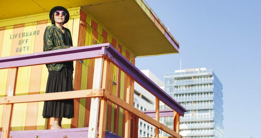 Giuliette Brown| Ricordi di Miami Beach