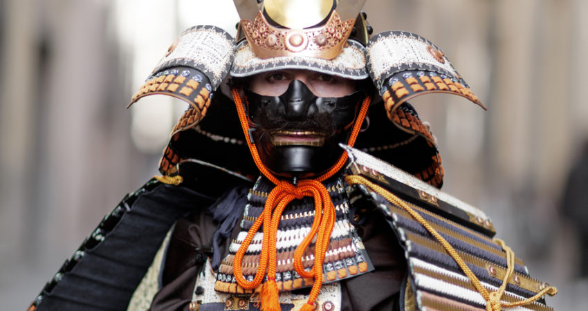 Lucca Comics and Games | Samurai … on the Street