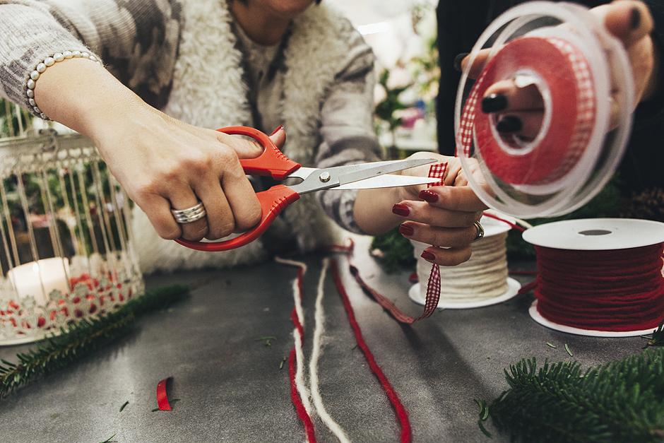 Ghirlanda-Natale-1011,  Smilingischic, addobbi natalizi, tutorial per ghirlanda
