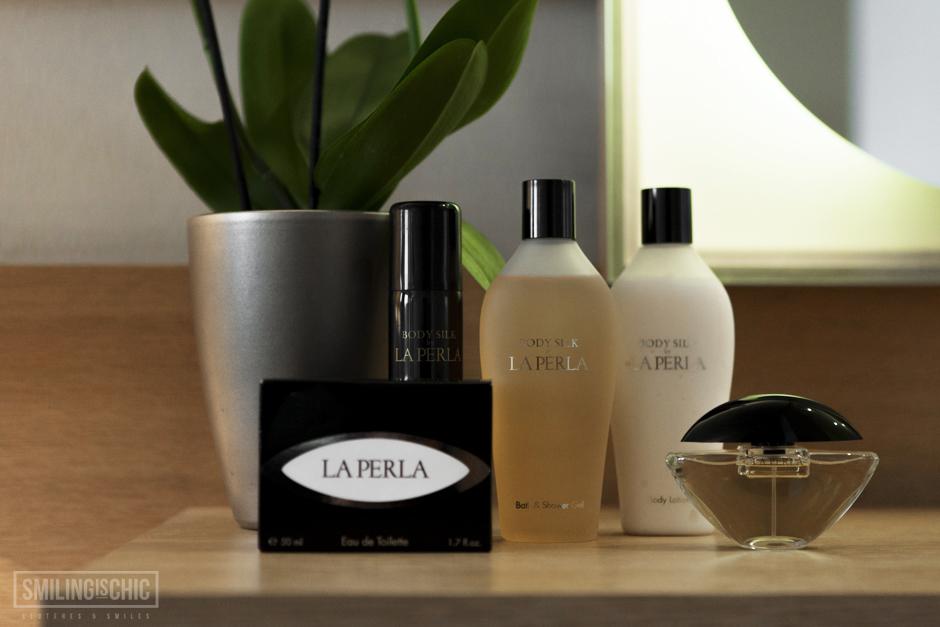Smilingischic, La Perla Classic, Perfume Holding, femminilità,