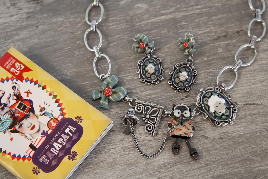 Taratata-1004, bijoux , Luce Ombra Lucca, bijoux smaltati