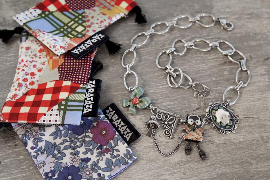 Taratata-1005, bijoux , Luce Ombra Lucca, bijoux smaltati
