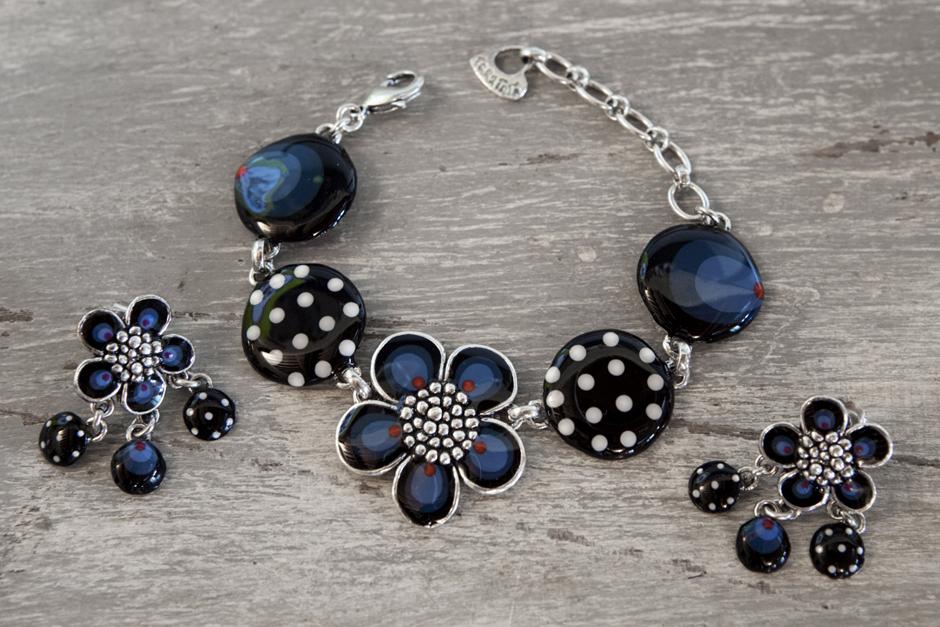 Taratata-1008, bijoux , Luce Ombra Lucca, bijoux smaltati