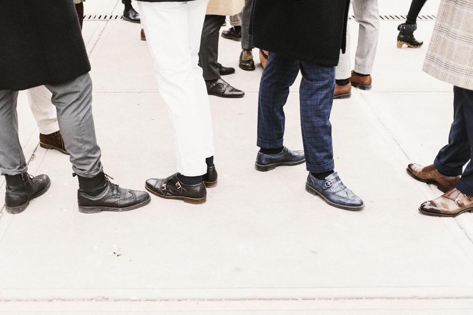 Un altro Pitti. L'Altro Pitti, Smilingischic, Think Visual , foto di scarpe, scarpe a Pitti