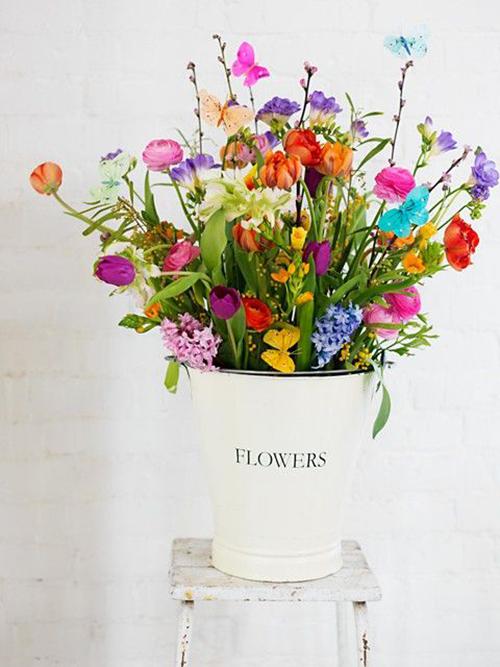flowers, san valentino