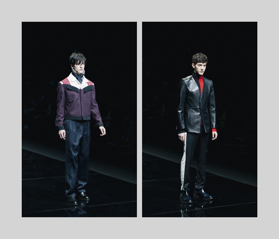 Edmond Ooi Milano Moda Uomo