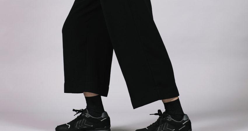 Sono una donna … da retro sneakers
