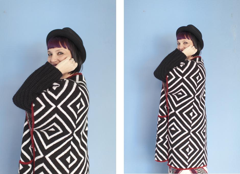Smilingischic-Sandra Bacci-1002,  trend navajo, poncho zara