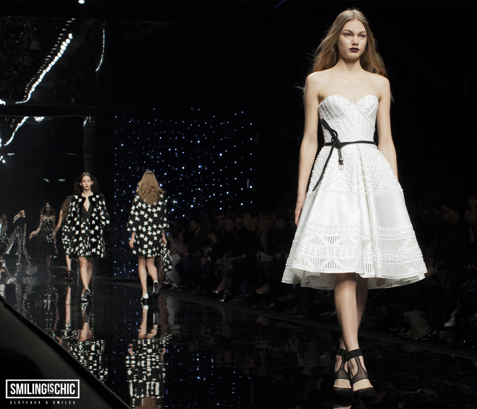 Milano Fashion Week 2015 - Sfilata Ermanno Scervino