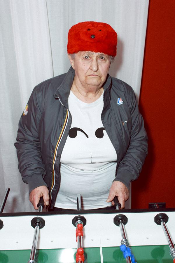 Normocre Grannies, advanced style, Giulia Baggini