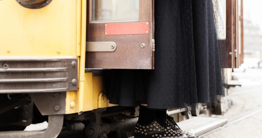 Se fossi un mezzo di trasporto sarei un tram