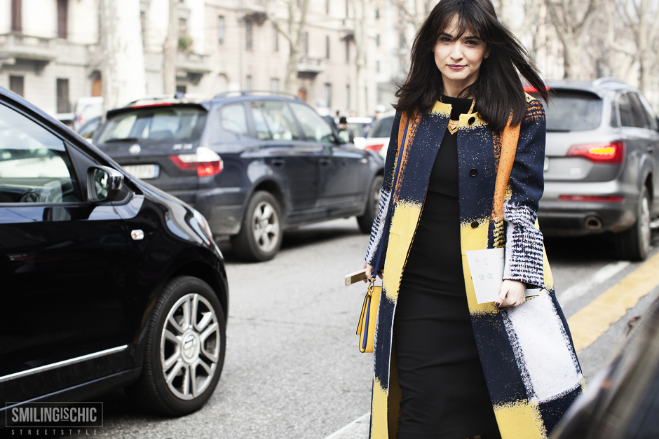 Street Style Milano Fashion Week 2015