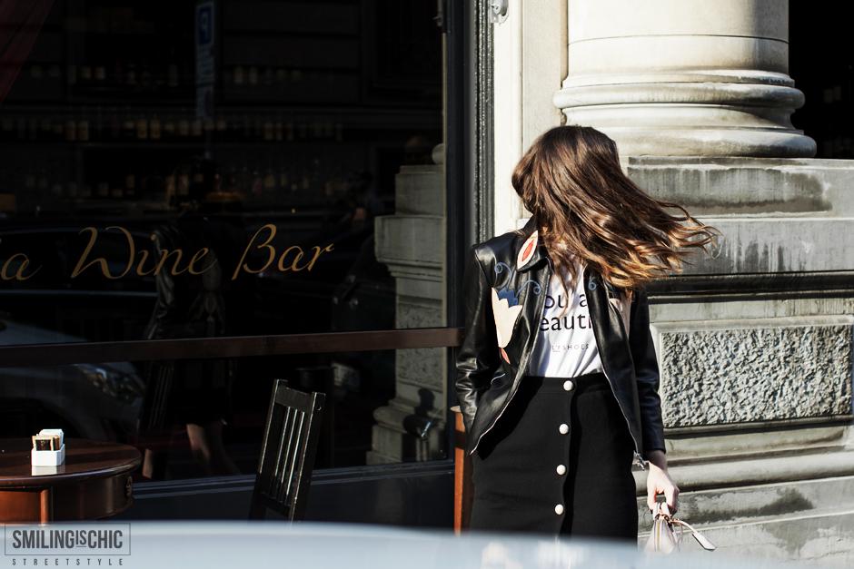 Street Style Milano Fashion Week 2015 - Erika Boldrin