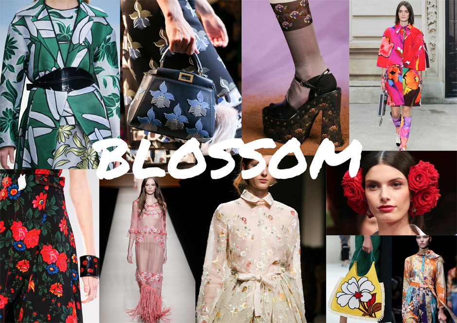 How to get the blossom trend, Smiling tips