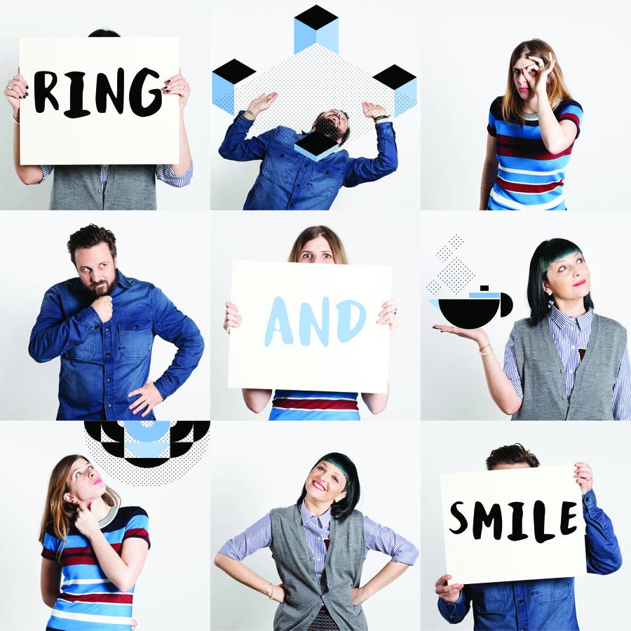 Ring and Smile : un progetto per cercare la casa ideale a Lucca, cercare la casa ideale, Smilingischic, Sandra Bacci, Giorgio Leone