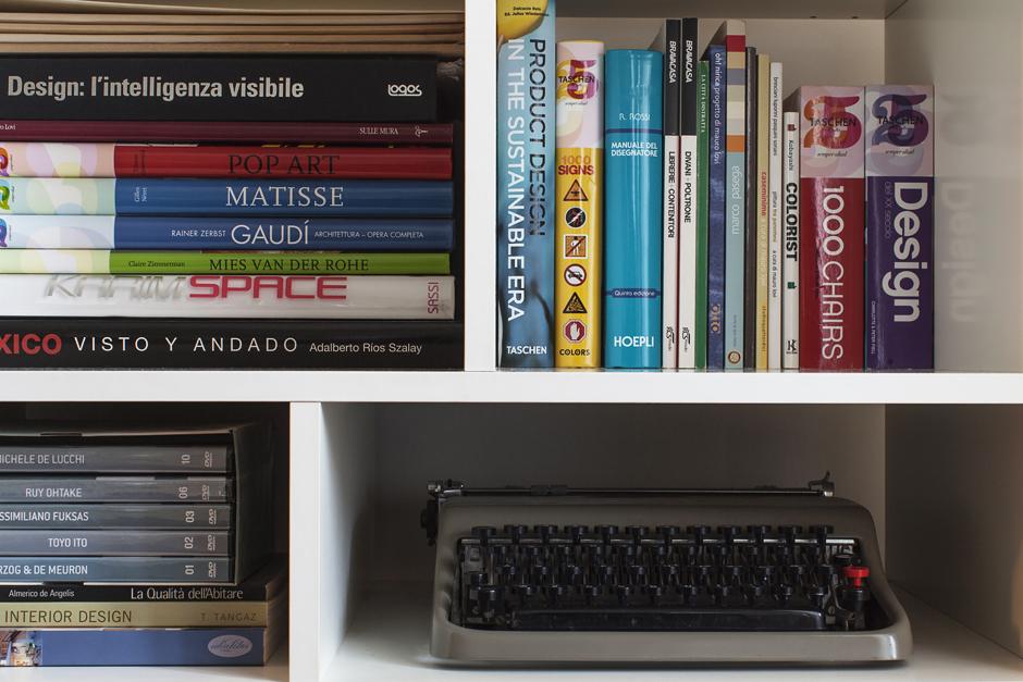 design italiano anni 60, macchine da scrivere